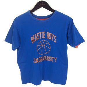 BEASTIE BOYS Joe & Tony's Barbershop T-shirt M 90s